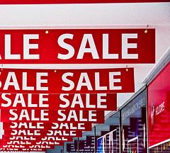 Sale - Sale - Sale