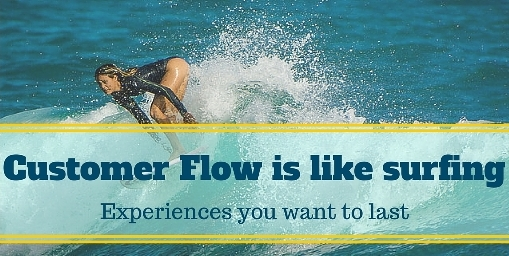 Customer Flow is like Surfing (2) klein